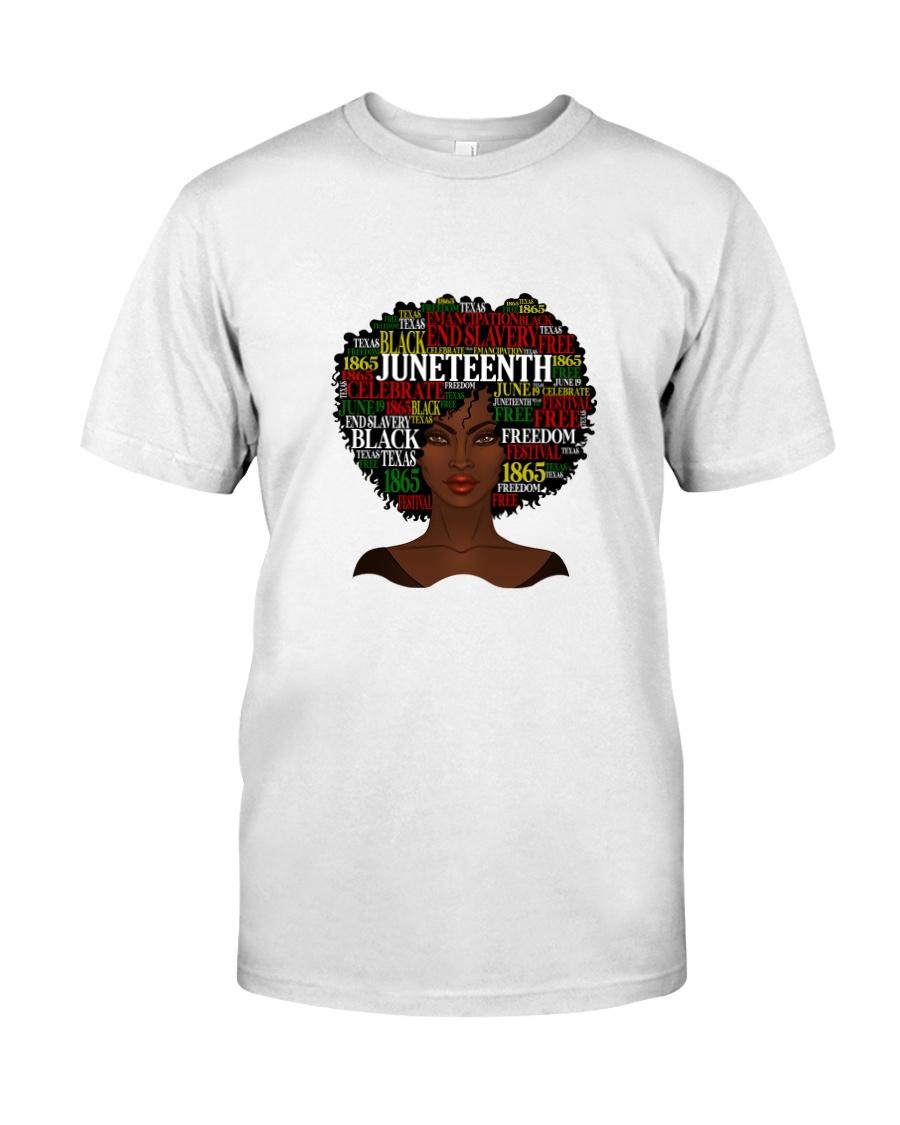 Juneteenth Classic T-Shirt