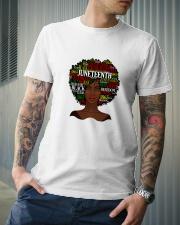 Juneteenth Classic T-Shirt lifestyle-mens-crewneck-front-6