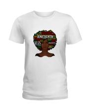 Juneteenth Ladies T-Shirt thumbnail