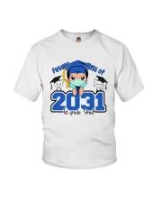White Boy 1st grade Future grad Youth T-Shirt thumbnail