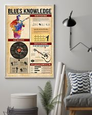 Blues knowledge 11x17 Poster lifestyle-poster-1