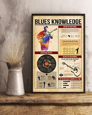 Blues knowledge 11x17 Poster lifestyle-poster-3