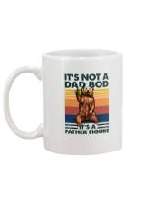 Family Dad Bod Father Figure Mug back
