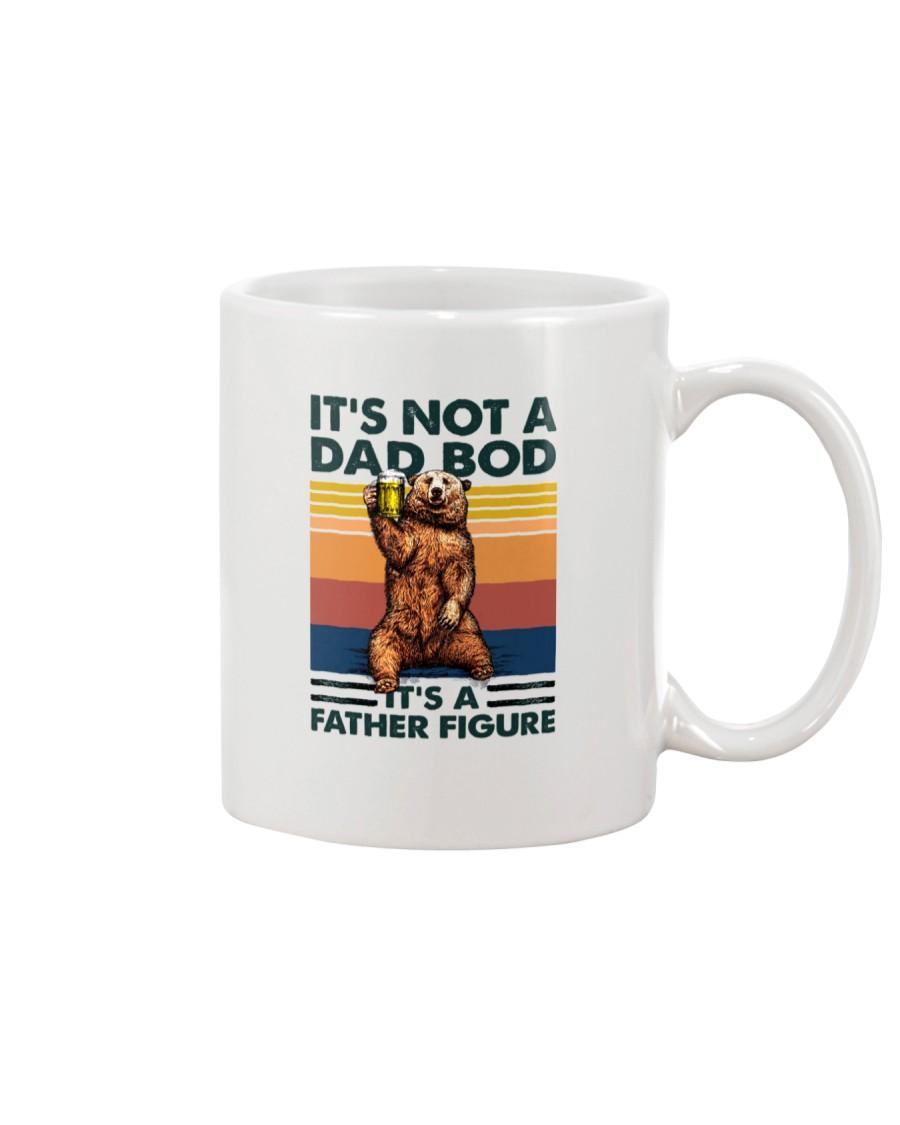 Family Dad Bod Father Figure Mug