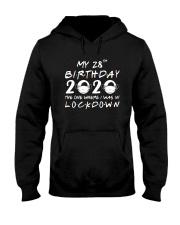 28th Lockdown Hooded Sweatshirt thumbnail