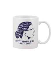RBG women belong shirt Mug thumbnail