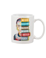 RBG book Mug tile