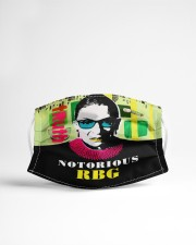 RBG notorious truth Cloth face mask aos-face-mask-lifestyle-22