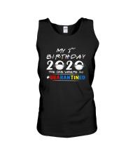 3rd Birthday 2020 color Unisex Tank thumbnail