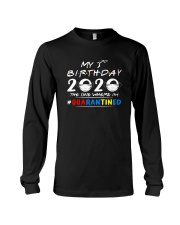 3rd Birthday 2020 color Long Sleeve Tee thumbnail