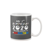 3rd Birthday 2020 color Mug thumbnail