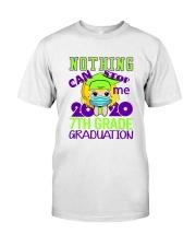 Blonde girl 7th grade Nothing Stop Classic T-Shirt thumbnail