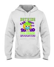Blonde girl 7th grade Nothing Stop Hooded Sweatshirt thumbnail