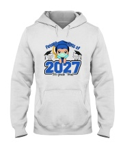 White Boy 5th grade Future grad Hooded Sweatshirt thumbnail