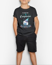 8 Spanish Spent Birthday Youth T-Shirt lifestyle-youth-tshirt-front-1