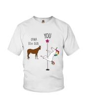 30 Unicorn other you  Youth T-Shirt thumbnail