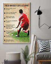 Field hockey Life lessons 11x17 Poster lifestyle-poster-1