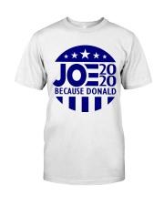 Joe 20 Classic T-Shirt front