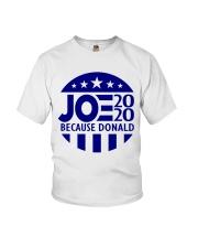 Joe 20 Youth T-Shirt thumbnail