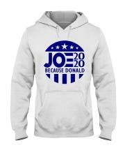 Joe 20 Hooded Sweatshirt thumbnail
