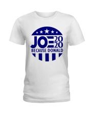 Joe 20 Ladies T-Shirt thumbnail