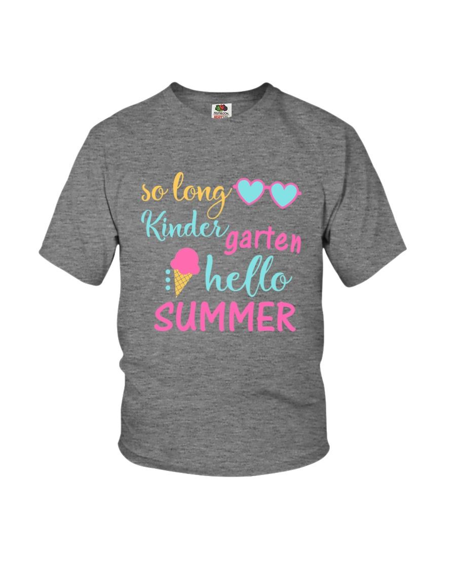Kindergarten So long Youth T-Shirt