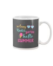 Kindergarten So long Mug thumbnail