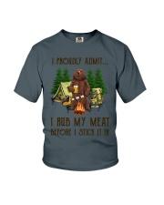 I Proudly Admit  Youth T-Shirt thumbnail