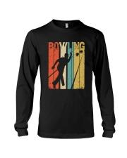 Bowling Sport vintage Long Sleeve Tee thumbnail