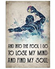 Water polo Lose My Mind 11x17 Poster front