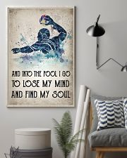 Water polo Lose My Mind 11x17 Poster lifestyle-poster-1