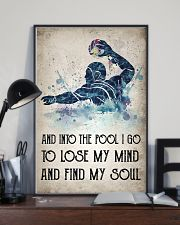 Water polo Lose My Mind 11x17 Poster lifestyle-poster-2