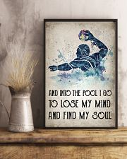 Water polo Lose My Mind 11x17 Poster lifestyle-poster-3