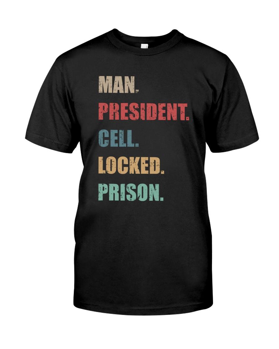 Man President Classic T-Shirt