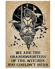 Witch we are the granddaughters 11x17 Poster thumbnail