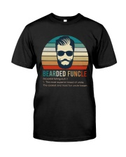 5 Bearded Funcle Classic T-Shirt tile