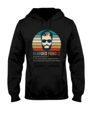 5 Bearded Funcle Hooded Sweatshirt tile