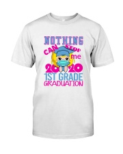 Blonde girl 1st grade Nothing Stop Classic T-Shirt thumbnail
