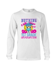 Blonde girl 1st grade Nothing Stop Long Sleeve Tee thumbnail