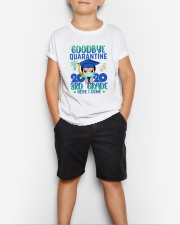 White Boy 3rd grade Goodbye quarantine Youth T-Shirt lifestyle-youth-tshirt-front-1