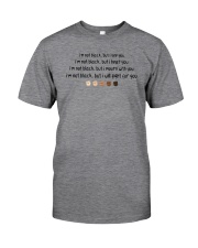 Not Black I Fight For You Classic T-Shirt tile