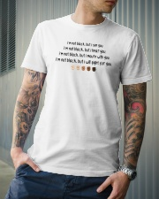 Not Black I Fight For You Classic T-Shirt lifestyle-mens-crewneck-front-6