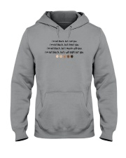 Not Black I Fight For You Hooded Sweatshirt thumbnail