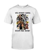 RBG 100 years tumbler Classic T-Shirt thumbnail