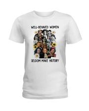 RBG 100 years tumbler Ladies T-Shirt thumbnail