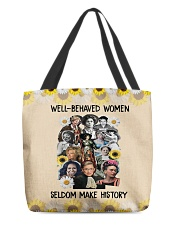 RBG 100 years tumbler All-over Tote thumbnail