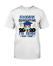 White Boy 7th grade Goodbye quarantine Classic T-Shirt thumbnail