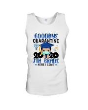 White Boy 7th grade Goodbye quarantine Unisex Tank thumbnail