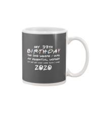 39th birthday essential worker Mug thumbnail