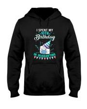 10th Spent birthday Hooded Sweatshirt thumbnail